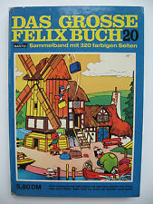 Felix Buch Nr.20, Hardcover, Bastei, Zustand 2