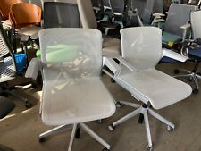 Mesh Chair By Allsteel Clarity In Gray Color
