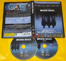 MYSTIC RIVER Dvd (S. Penn, K. Bacon) di C. Eastwood edizione 2 dischi »»»» USATO