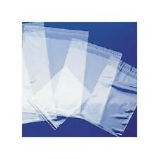 "Craft UK Cello Bags per 8 ""x 8"" schede con Self Seal striscia di circa 50"