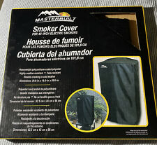 Masterbuilt Smoker Cover for 40 Inch Electric Smokers New With Box