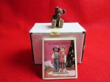 """All God'S Children By Martha Holcombe Figurine """"Peek A Boo"""" Bear"""