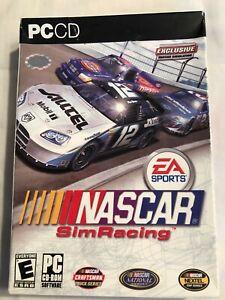 NASCAR SimRacing (PC, 2005) EA Sports New sealed