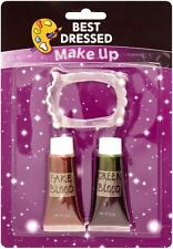 Halloween fake blood and vampire teeth by Henbrandt – V35 194