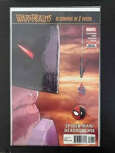SPIDER-MAN DEADPOOL #48  MARVEL  COMICS 2019 VF+