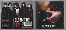 BLOODY MARY - BLOOD N ROLL CD 2005 SIXCD001 METAL