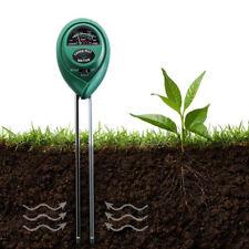 3in1 Moisture Sensor Meter Soil Water Monitor Hydrometer for Gardening Exquisite