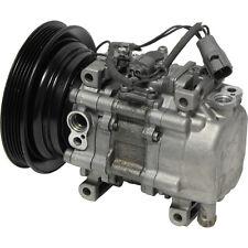 A/C Compressor-TV12 Compressor Assembly Reman fits 87-90 Toyota Tercel 1.5L-L4