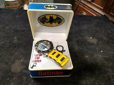 Accutime BATMAN Large Clip Watch NIB