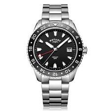 Rotary GB05108-04 Men's Henley GMT Wristwatch