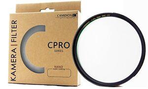 CAMDIOX FILTRO UV 62MM PRO1 DIGITAL HD CPRO NANO ULTRAVIOLETTO COME HOYA MARUMI