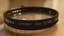 Tiffen 52mm 4 Point/2mm Star Filter