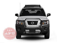 APU fits 2000-2004 Nissan Xterra Black Grille Bumper Guard Push Bull Bar