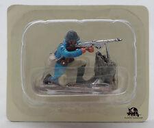 Figurine Atlas Grande Guerre Tireur au fusil mitrailleur Chauchat 1918 Figure