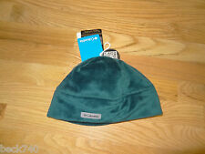 New Columbia Womens Curled Up N Cozy Plush Fleece Hat Beanie Small Green NWT $30