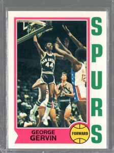 1996-97 Topps Rookie Reprint George Gervin #18