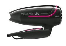 Folding Travel Hair Dryer 1600 W Voltage 110 to 240 V Rowenta Nomad Original New