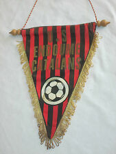 fanion wimpel pennant football ancien US ENDOUME CATALANS MARSEILLE XL annees 80