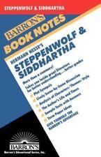 Hermann Hesse's Steppenwolf & Siddhartha (Paperback or Softback)