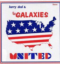 """HARRY DEAL & GALAXIES """"UNITED"""" ORIG US 1968 M-/M- N.C. FRAT GARAGE"""