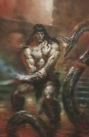 Marvel Conan the Barbarian #1 Lucio Parrillo Variant Virgin Cover Comic Book