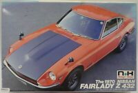 Doyusha Nissan Fairlady Z 432 1970 1/24 Scale Car Plastic Model Kit Display