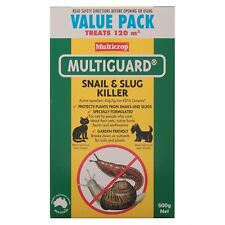 Multicrop 600g Multiguard Snail And Slug Killer