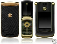 Motorola RAZR 2 V8 Entsperrt Gold Luxus