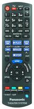 PANASONIC SC-BTT270EBK Original Remote Control