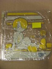 One Piece small plastic bag with closure cursor - borsa palstica - Sanji - RARE