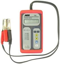 ESI #725: Battery & Starting/Charging System Tester.