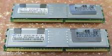 Samsung 2GB RAM (2x1GB) M395T2863QZ4-CE65 PC2-5300F Server Memory 461652-061
