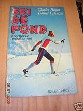 ski de fond la technique de paolini et letzsgus