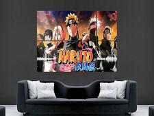 NARUTO  MANGA   ART WALL LARGE IMAGE GIANT POSTER ``