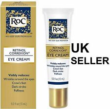 *UK* RoC Retinol Correxion Eye Cream Anti-Ageing Correction Wrinkles/Dark 15ml
