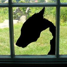 Chat chien love maison window.car / mur / Autocollant Vinyle portable autocollant amoureux animal