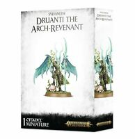 Sylvaneth Druanti the Arch-Revenant - Warhammer Age of Sigmar - Brand New! 92-19