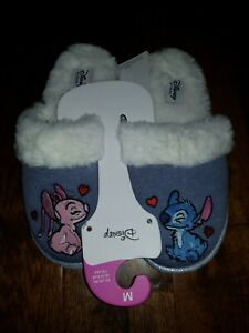 Disney Stitch ladies Slippers Size Medium uk 5/6 brand new primark