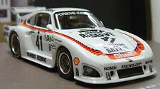 Fly 99107 Porsche 935 K3 Le Mans '79 Circuitos Con New 1/32 Slot Car In Display