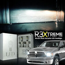 R3 Xtreme LED Headlight Conversion Kit w/CREE Chips for Dodge Ram 2006-2008