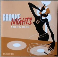 Groove Nights - Mixed by DJ Soulstar - JoJo, Fugees, Ginuwine u.a. - CD neu