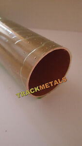 "Copper Tube 64 mm o/d x 3 mm wall x  C106  10"" long"