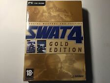 Sierra SWAT 4 Gold Edition French Complete