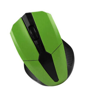 2.4Ghz Wireless Mouse 1200DPI Home Office Computer Optical Gaming Cordless Mice
