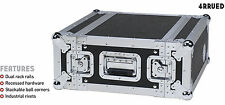"""***Road Runner 19"""" Rackmount 4 RU ATA Flight Cases - Two Only (USED)***"""