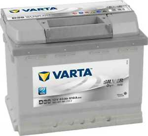 Batterie VARTA Silver Dynamic 63Ah / 610A (D39)