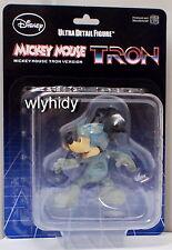Disney Mickey Mouse TRON Version Ultra Detail Figure - Medicom  h#6