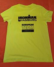 IRONMAN HAMBURG 2017 T-Shirt European Team NEU & ORIGINAL Größe L unisex