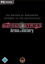 SUDDEN STRIKE 3 ARMS FOR VICTORY DEUTSCH Neuwertig