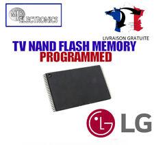 PROGRAMMED NAND FLASH MEMORY  LG 42LG6100